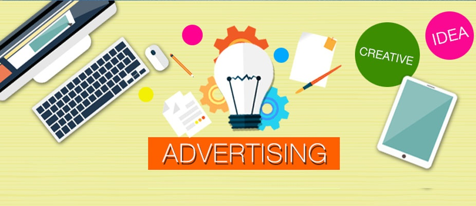 Advertising Design Creative Thinking